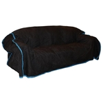 Quilted Sofa Cover image