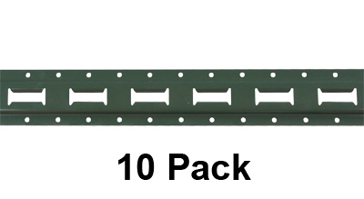 Vertical E-Track 5' Painted (10 Pack)