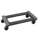 Heavy Duty Furniture Dolly w/ Zinc Coated Casters image