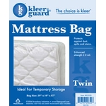 Plastic Bag for Twin Mattress - 2.0 mil Clear Polyethylene image