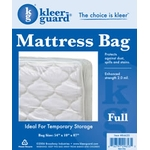 Plastic Bag for Full Mattress - 2.0 mil Clear Polyethylene image
