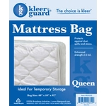 Plastic Bag for Queen Mattress - 2.0 mil Clear Polyethylene image