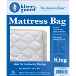 Plastic Bag for King Mattress - 2.0 mil Clear Polyethylene image