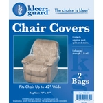 Plastic Chair Covers - 1.0mil Polyethylene (2/pkg) image
