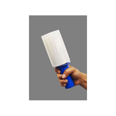 Stretch-Pro Stretch Wrap w/ Dispenser - 5''x1000'