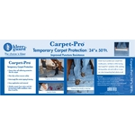Carpet-Pro™ Temporary Carpet Protection Film - 24''x50' image