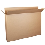 TV Moving Box for 50''- 55'' Flat Panel TVs - 3 Pack image