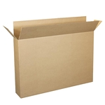 TV Moving Box for 40''- 46'' Flat Panel TVs - 3 Pack image