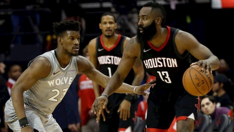 be4b561a4ee9 Could Houston finally make it to the NBA Finals if they added Jimmy Butler