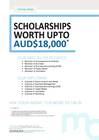 Mac scholarship flyer 2018   agent