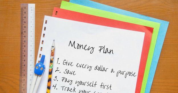 money plan part 1 - fb