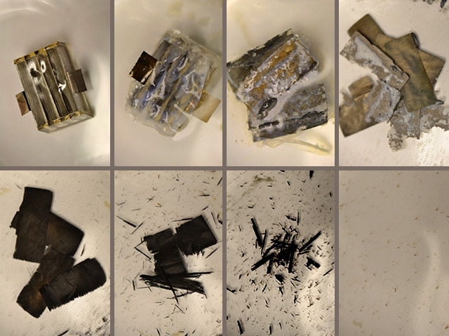 Biodegradable Battery