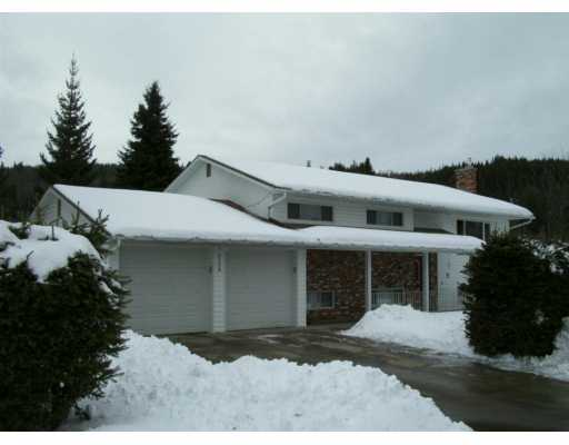 "Main Photo: 4399 EAGLENEST in Prince George: Foothills House for sale in ""FOOTHILLS"" (PG City West (Zone 71))  : MLS®# N161173"