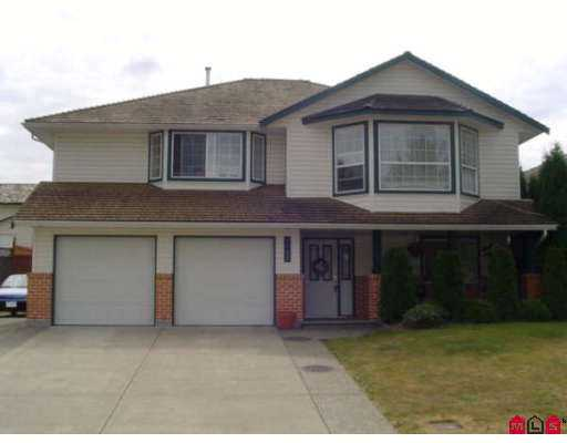 Photo 1: 3185 GOLDFINCH ST in Abbotsford: Abbotsford West House for sale : MLS(r) # F2617269