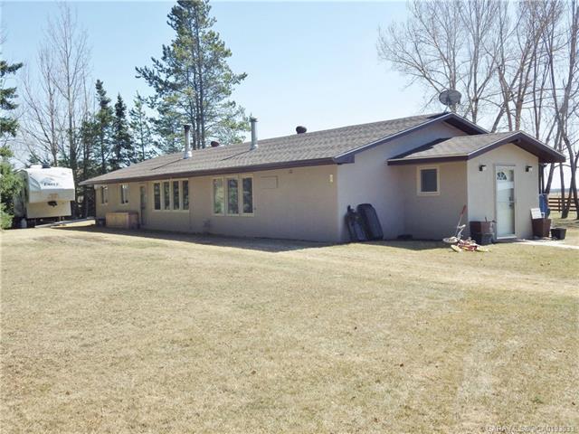 FEATURED LISTING: 50027 Highway 53 Rural Ponoka County