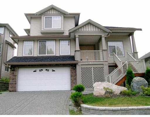 "Main Photo: 13260 237A ST in Maple Ridge: Silver Valley House for sale in ""GRANIT RIDGE"" : MLS® # V604250"