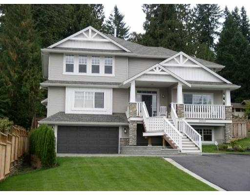 Main Photo: 21522 SPRING AV in Maple Ridge: West Central House for sale : MLS® # V559918