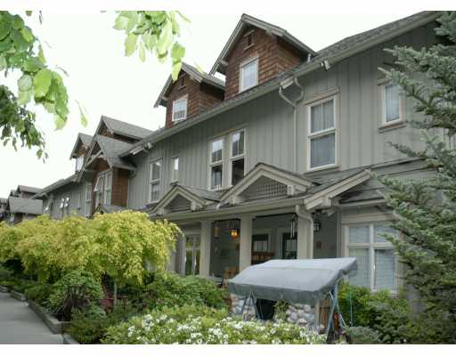"Main Photo: 227 15 6TH AV in New Westminster: GlenBrooke North Townhouse for sale in ""Crofton"" : MLS® # V604305"