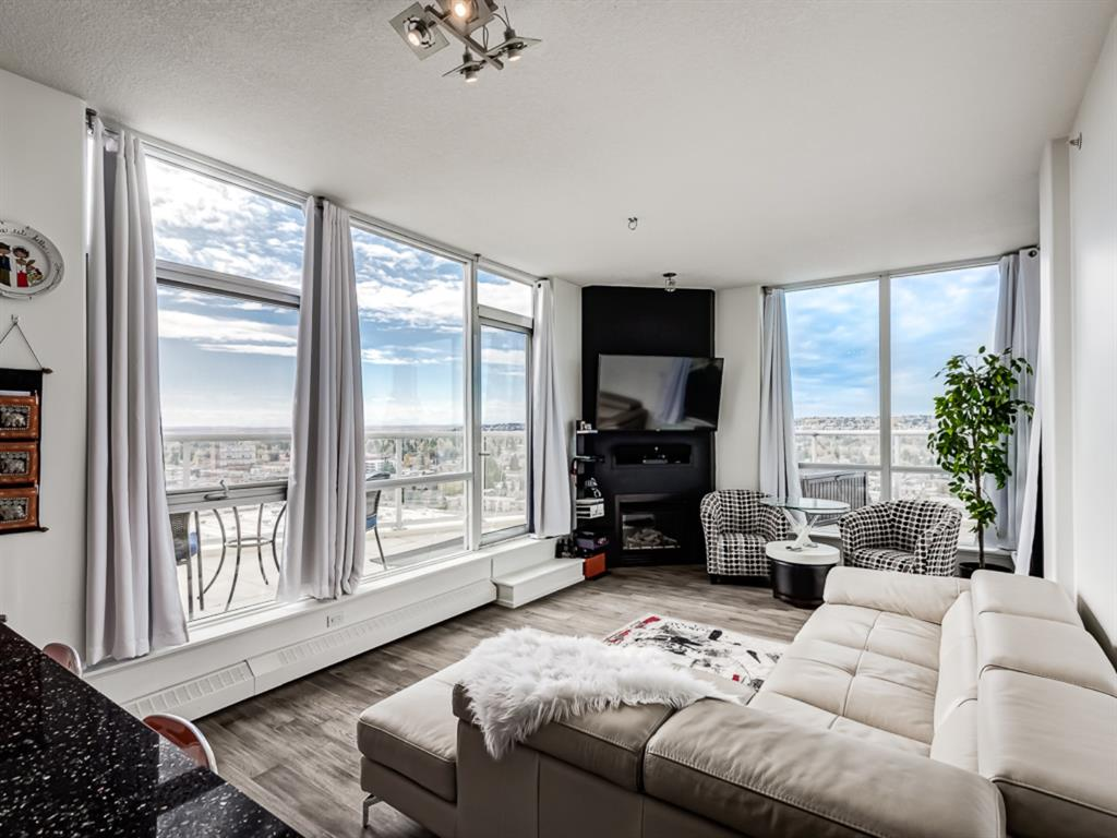 FEATURED LISTING: 2005 - 55 Spruce Place Southwest Calgary