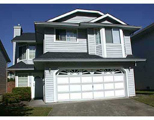 Main Photo: 1345 LINCOLN DR in Port_Coquitlam: Oxford Heights House for sale (Port Coquitlam)  : MLS® # V349410