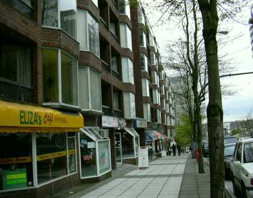 "Photo 1: 1330 BURRARD Street in Vancouver: Downtown VW Condo for sale in ""ANCHOR POINT"" (Vancouver West)  : MLS® # V592230"