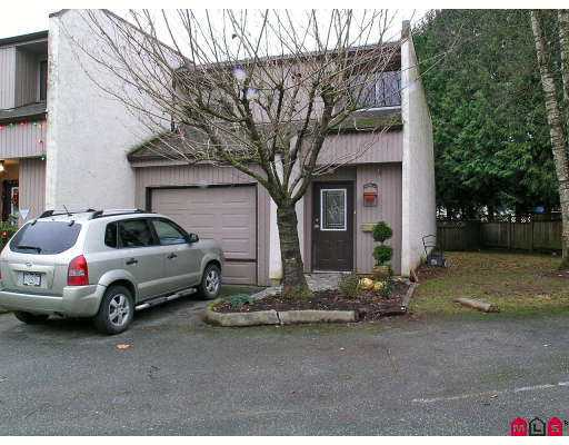 Main Photo: 3455 WRIGHT Street in Abbotsford: Abbotsford East Townhouse for sale : MLS®# F2627040