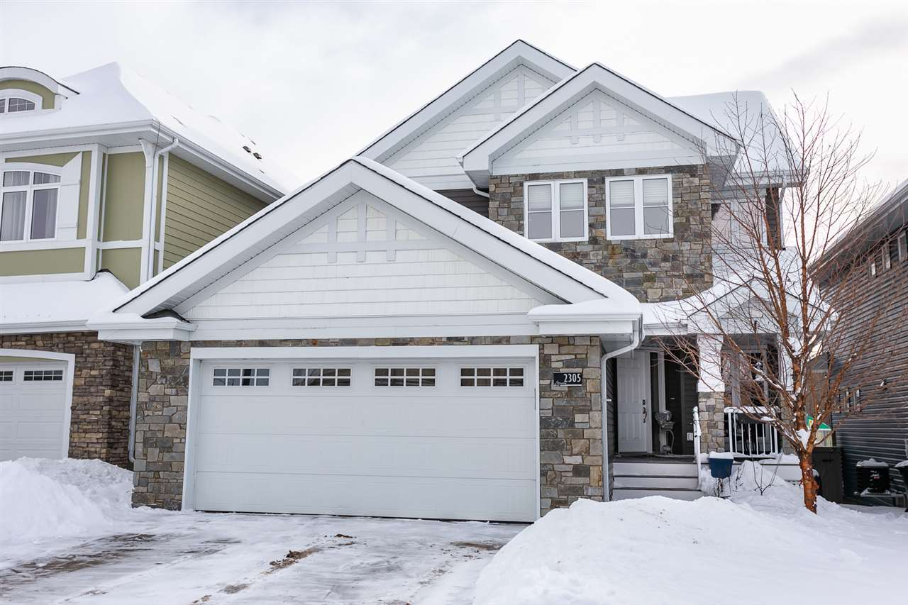FEATURED LISTING: 2305 Sparrow Crescent Edmonton