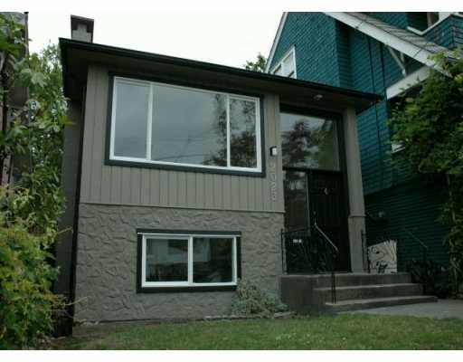 Main Photo: 2023 CHARLES ST in Vancouver: Grandview VE House for sale (Vancouver East)  : MLS(r) # V602773