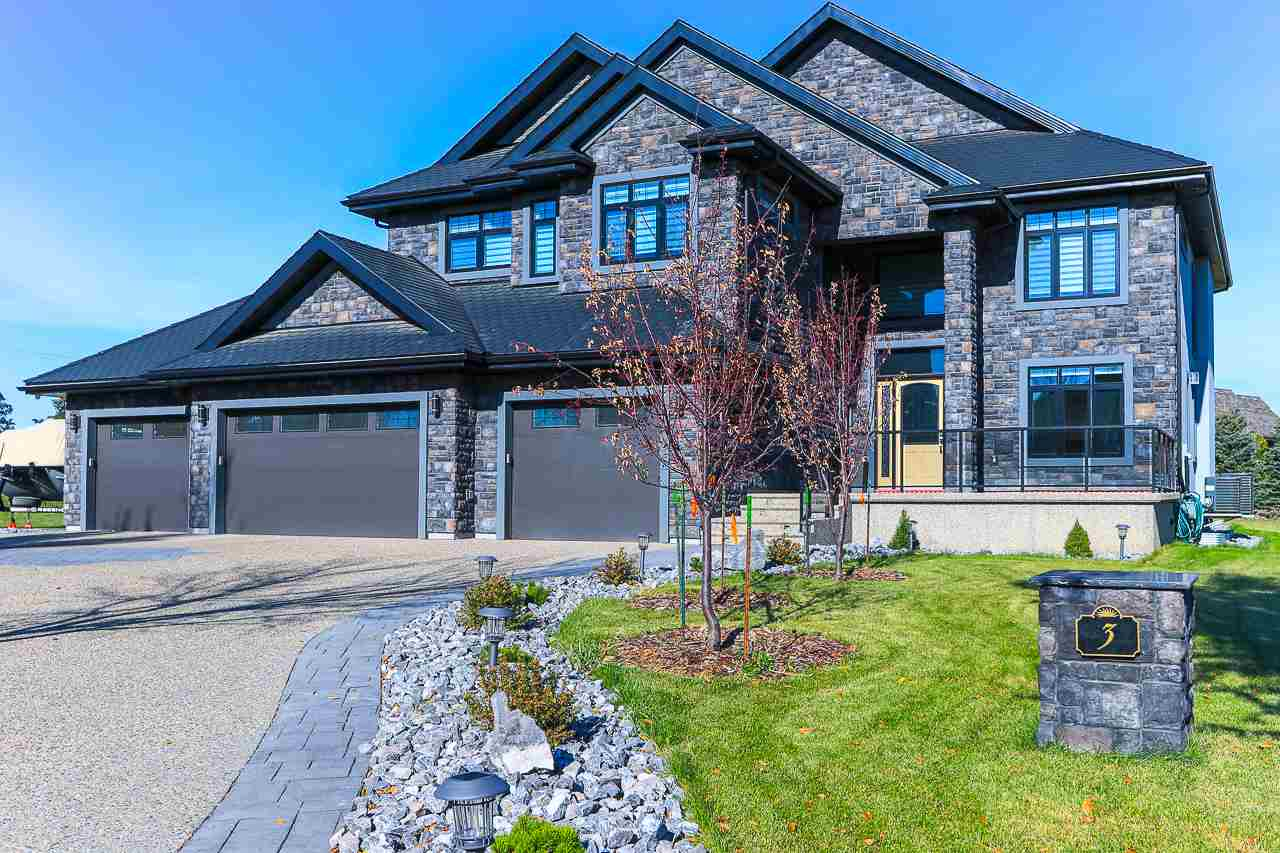 FEATURED LISTING: 3 PINNACLE Way Rural Sturgeon County