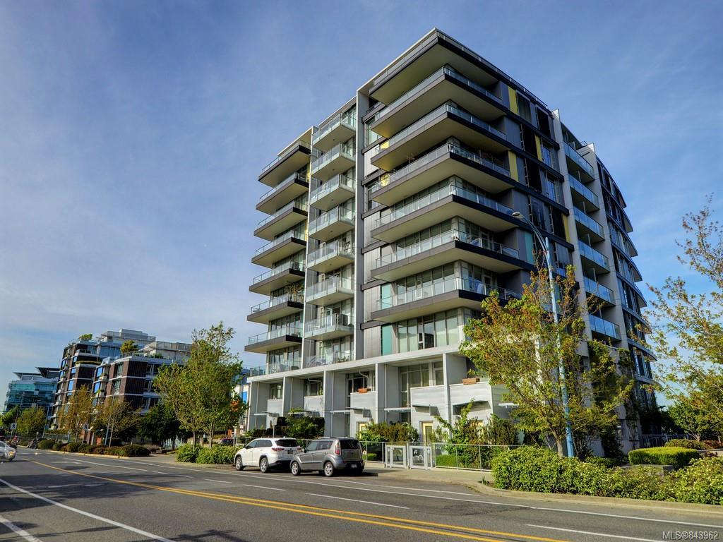 FEATURED LISTING: 802 - 379 Tyee Rd Victoria