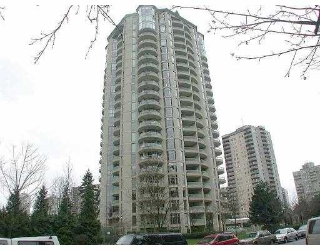 "Main Photo: 501 6188 PATTERSON AV in Burnaby: Metrotown Condo for sale in ""WIMBLETON CLUB"" (Burnaby South)  : MLS® # V594873"