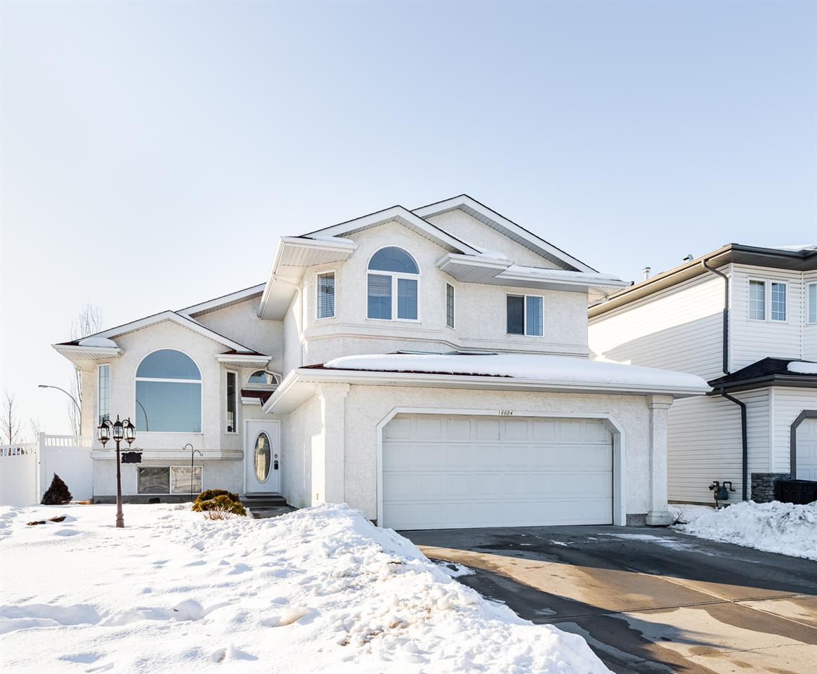 FEATURED LISTING: 16604 74 Street Northwest Edmonton