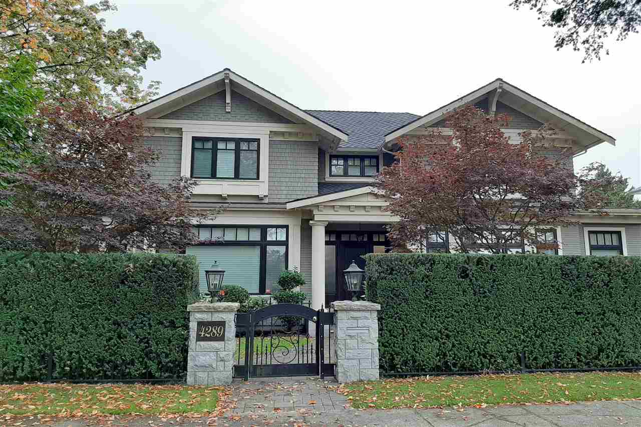 FEATURED LISTING: 4289 MARGUERITE Street Vancouver