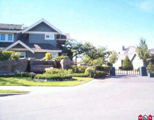 "Main Photo: 50 15715 34TH AV in Surrey: Morgan Creek Townhouse for sale in ""WEDGEWOD"" (South Surrey White Rock)  : MLS® # F2515887"