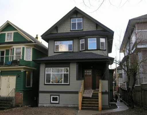 Main Photo: 724 E 10TH Ave in Vancouver: Mount Pleasant VE House 1/2 Duplex for sale (Vancouver East)  : MLS® # V620852