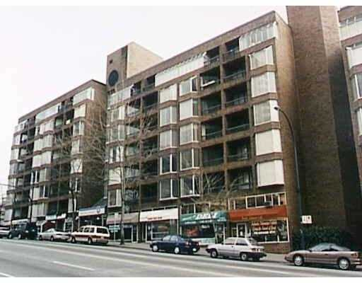 "Main Photo: 417 1330 BURRARD ST in Vancouver: Downtown VW Condo for sale in ""ANCHOR POINT"" (Vancouver West)  : MLS® # V540015"