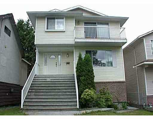 Main Photo: 557 E COLUMBIA ST in New Westminster: The Heights NW House for sale : MLS® # V536000