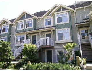Main Photo: 82 7488 SOUTHWYNDE AV in Burnaby: South Slope Townhouse for sale (Burnaby South)  : MLS®# V548115