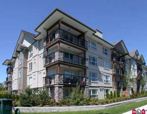 "Main Photo: 313 5465 203RD ST in Langley: Langley City Condo for sale in ""STN.54"" : MLS®# F2511572"
