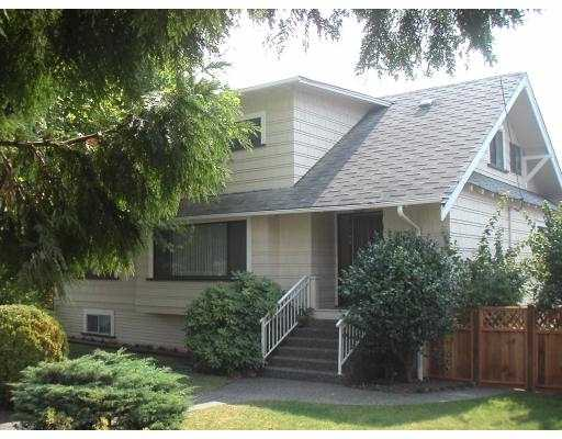 Main Photo: 1188 PARK DR in Vancouver: Marpole House for sale (Vancouver West)  : MLS®# V557301