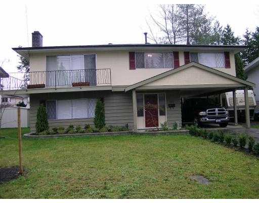 Main Photo: 3454 WELLINGTON ST in Port Coquiltam: Glenwood PQ House for sale (Port Coquitlam)  : MLS® # V566742