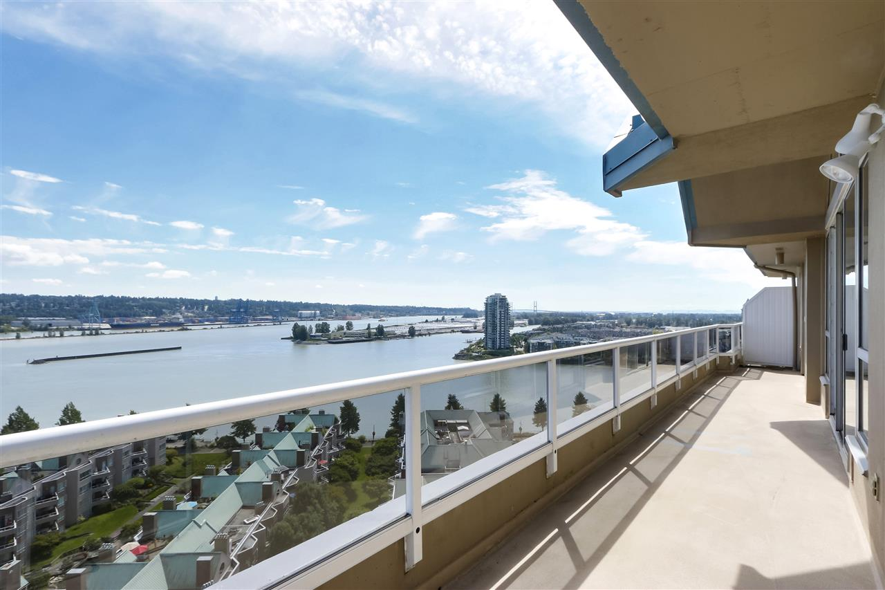 FEATURED LISTING: PH2003 - 1235 QUAYSIDE Drive New Westminster