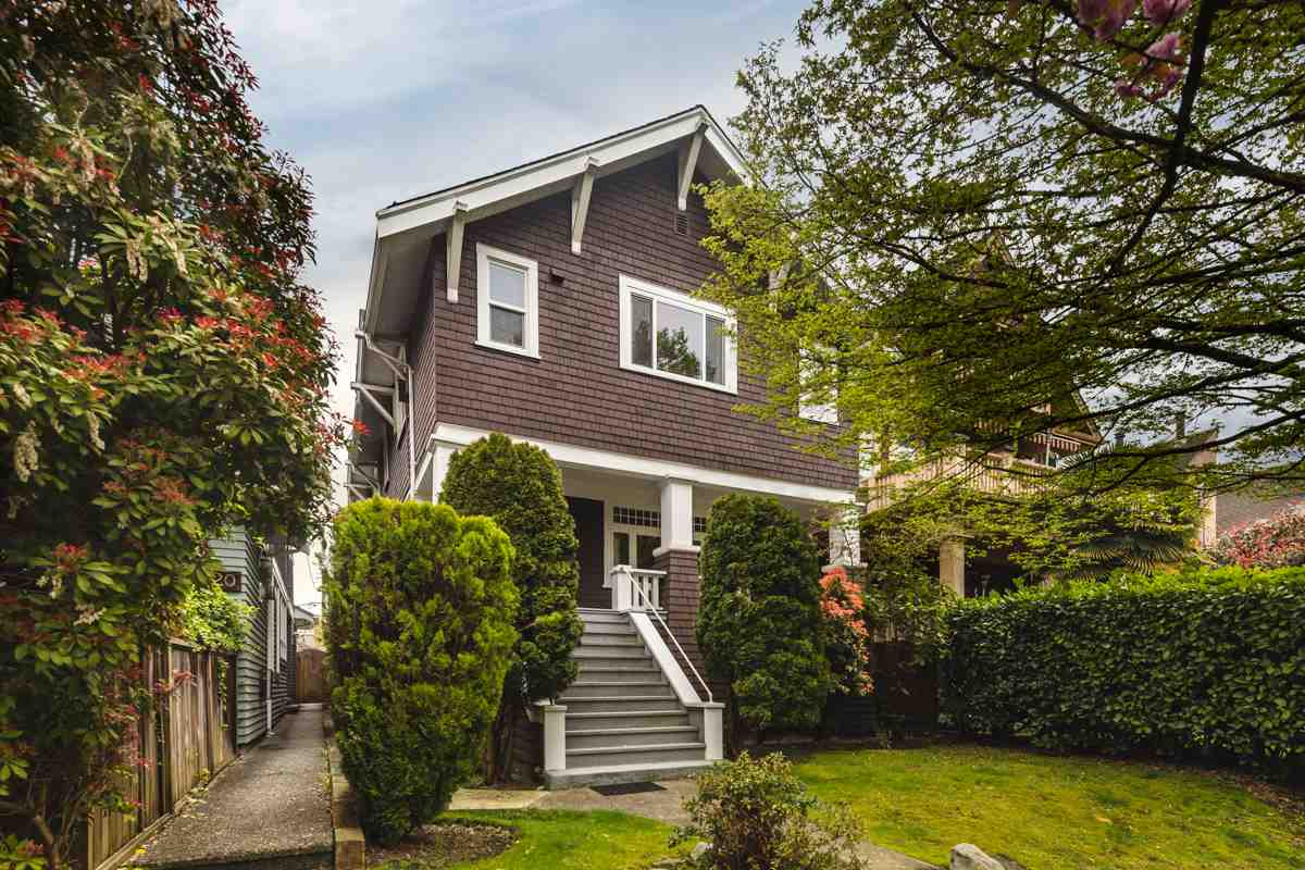 FEATURED LISTING: 1324 CYPRESS Street Vancouver