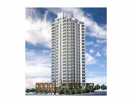 "Main Photo: 1203 1001 HOMER ST in Vancouver: Downtown VW Condo for sale in ""THE BENTLY"" (Vancouver West)  : MLS®# V589623"