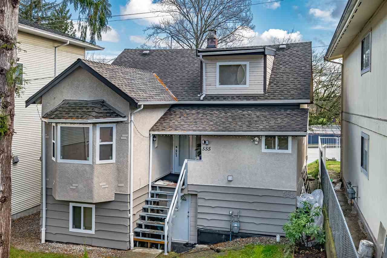 FEATURED LISTING: 555 COLUMBIA Street East New Westminster
