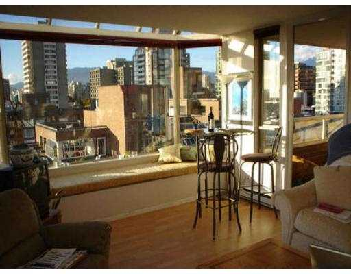 "Photo 4: 1104 1330 HORNBY ST in Vancouver: Downtown VW Condo for sale in ""HORNBY COURT"" (Vancouver West)  : MLS® # V560112"