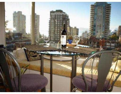 "Photo 2: 1104 1330 HORNBY ST in Vancouver: Downtown VW Condo for sale in ""HORNBY COURT"" (Vancouver West)  : MLS® # V560112"