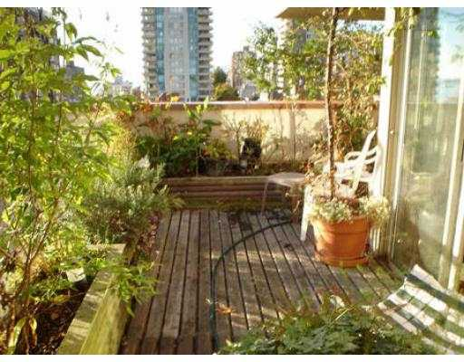 "Photo 3: 1104 1330 HORNBY ST in Vancouver: Downtown VW Condo for sale in ""HORNBY COURT"" (Vancouver West)  : MLS® # V560112"