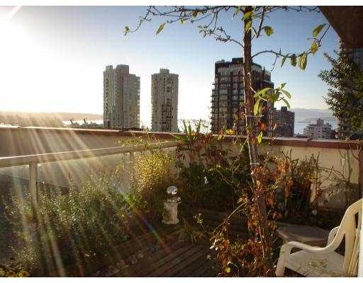 "Main Photo: 1104 1330 HORNBY ST in Vancouver: Downtown VW Condo for sale in ""HORNBY COURT"" (Vancouver West)  : MLS® # V560112"