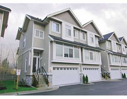 "Main Photo: 25 23343 KANAKA WY in Maple Ridge: Cottonwood MR Townhouse for sale in ""COTTONWOOD GROVE"" : MLS®# V571908"
